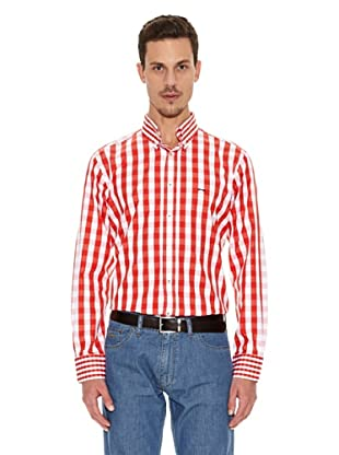 Tenkey Camisa Palm Beach (Rojo)