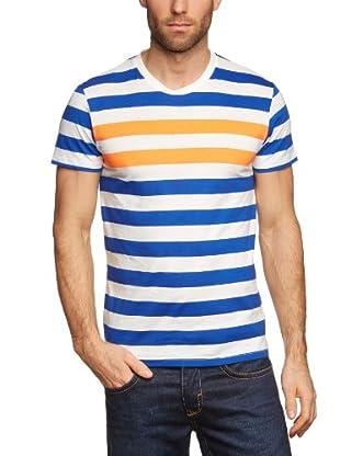 JACK & JONES T-Shirt (Azul)