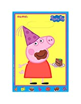 American Greetings Peppa Pig Treat Bags (8 Count)