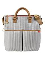 Skip Hop Duo Special Edition Diaper Bag, French Stripe