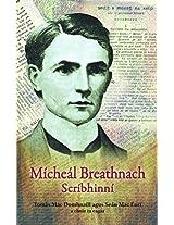 Micheál Breathnach: Scríbhinní