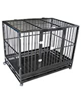 All4Pets Pet Cage - 3 ( With Wheels )