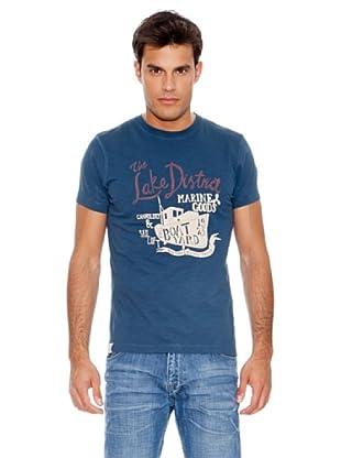 Pepe Jeans T-Shirt Grail (Blau)