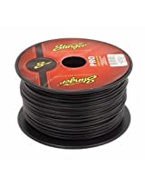 50 Foot Section of Stinger 16 Gauge Black Primary Remote Wire