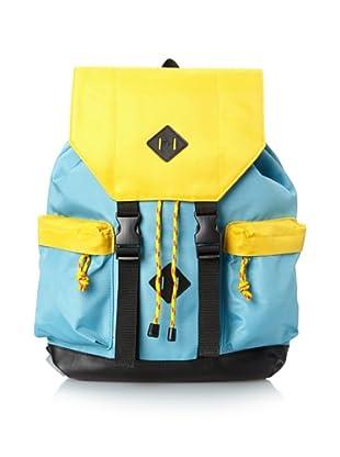 Original Penguin Men's Nylon Backpack (Blue)