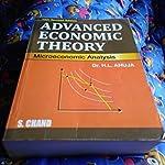Advanced Economic Theory(Microeconomics Analysis)