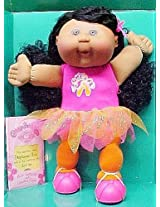 Cabbage Patch Kids Doll African American Premiere Collection I am a Ballerina