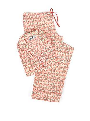 Malabar Bay Alice Pajama Set, Pink, X-Large