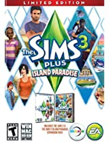 The Sims 3 Plus Island Paradise - Limited Edition (PC)