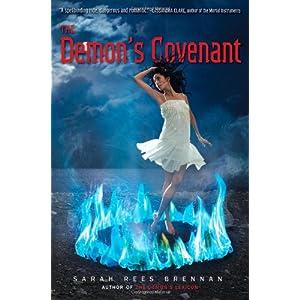 The Demon's Covenant (The Demon's Lexicon Trilogy)