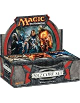 Magic The Gathering: 2012 Core Set: Booster Box [Toy] by Wizards