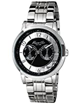 Kenneth Cole Dress Sport Analog Black Dial Men's Watch - IKC9375