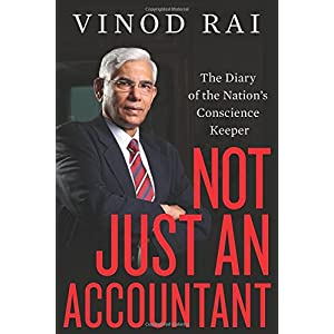 Not Just an Accountant: The Diary of the Nations Conscience Keeper