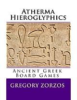 Atherma Hieroglyphics: Ancient Greek Board Games
