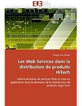 Les Web Services Dans La Distribution de Produits Hitech (Omn.Univ.Europ.)