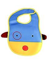 Lilsta Waterproof Baby Bib (Blue)