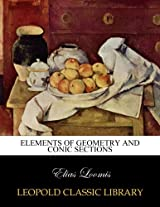 Elements of geometry and conic sections