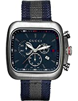 Gucci Nylon Chronograph Mens Watch Ya131203