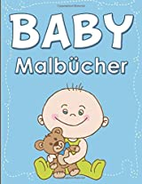 Baby-Malbücher