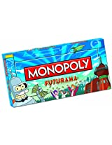 Futurama Monopoly Board Game