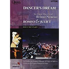 Dancer's Dream [DVD]