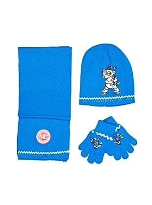 Kukuxumusu Gorro Amoroso Azul