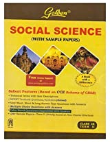 Golden Social Science with Sample Papers Term - 2 (Class - 9) 1st Edition