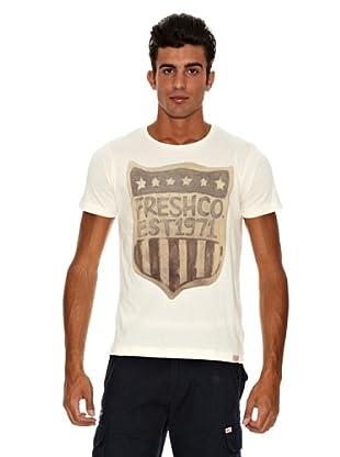 The Fresh Brand Camiseta Edmonton (Beige)