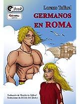 Germanos en Roma (Storie per il mondo)