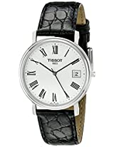 Tissot Desire Analog White Dial Men's Watch T52142113