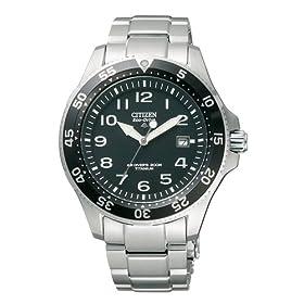【クリックで詳細表示】[シチズン]CITIZEN 腕時計 PROMASTER プロマスター マリン Eco-Drive エコ・ドライブ PMX56-2811 メンズ