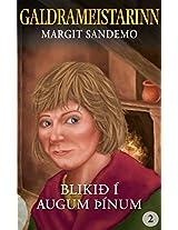 Galdrameistarinn 2 - Blikið í augum þínum (Icelandic Edition)