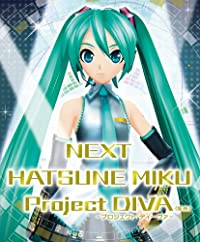 NEXT HATSUNE MIKU Project DIVA ͽ����ŵ���ǥ������ݸ�ե�����PlayStation(R)Vita���ѡ��դ�