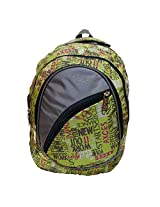 Donex Trendy Multicolor Laptop Backpack - 14""