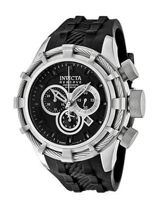 Invicta Reloj 1222-001 Reserve negro
