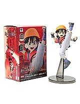 """Banpresto Dragon Ball Z Scultures Figure 49099 6"""" Pan Action Figure by Banpresto"""