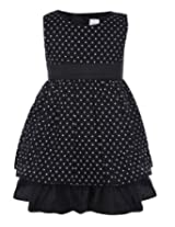 Baby Hug - Polka Dotted Layered Frock