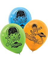 Miles From Tomorrowland Latex Balloon 6 Count
