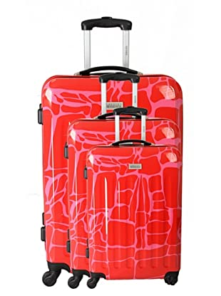 Georges Rech Set 3 Trolley TBC (Rosso)