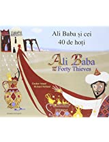 Ali Baba and the Forty Thieves in Romanian and English (Folk Tales)