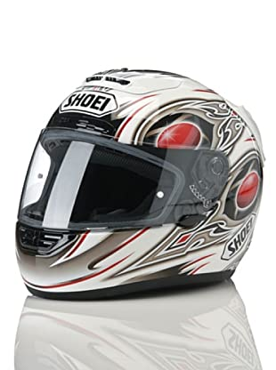 Shoei Casco X Spirit Réplica (Blanco / Rojo)