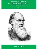 Charles Darwin et l'évolution des espèces: Des origines au darwinisme