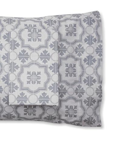 Mili Designs Pair of Gioto Pillowcases (Grey)