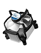 Arctic Alpine 11 Rev 2 CPU Cooler with 92mm Fan (Black/White)