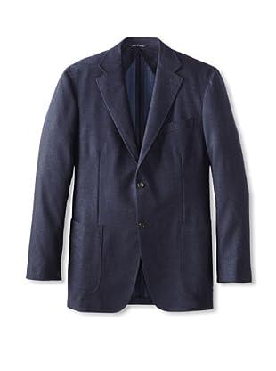 Canali Men's Sport Coat (Navy)