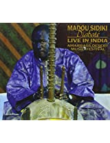Live in India - Madou Sidiki Diabate At the Amarrass Desert Music Festival