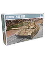 Trumpeter Indian T-90S MBT Military Vehicle Building Kit