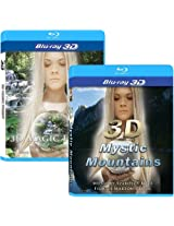 3-D Amazing Nature Lovers Wonderland Family 2 Pack [Blu-ray 3D] Blu-ray 3D/Blu-ray Combo
