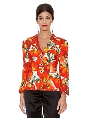 Dolce & Gabbana Blazer Gulielma (Rojo)