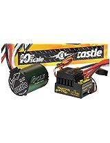 Castle Creations 010-0066-08 Mamba Max Pro ESC with 6900KV 4-Pole Motor